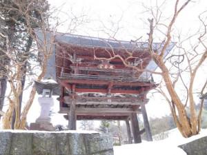 成林寺山門